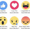 Facebook Board Emojis